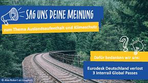 Aufruf zur Eurodesk-Umfrage