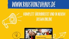 Schmuckbild zum Portal Rausvonzuhaus.de